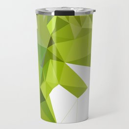 Parrot art Southern mealy amazon parrot Travel Mug