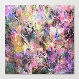 Colours ZZ Y Canvas Print