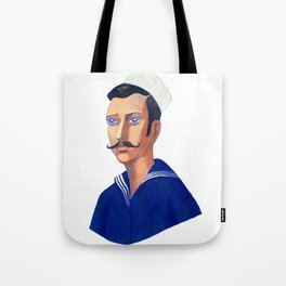The Young Sailor Tote Bag