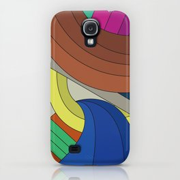 Comic Color Rectangle iPhone Case