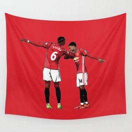 Duo Manchester Wall Tapestry