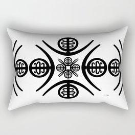 Pre-Columbian IV Rectangular Pillow