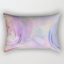 Blueberry Trifle Rectangular Pillow
