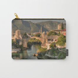 The Old Bridge of Mostar Carry-All Pouch