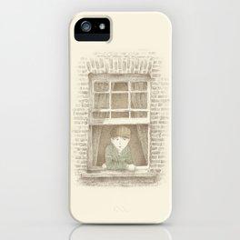 The Night Gardener - William iPhone Case