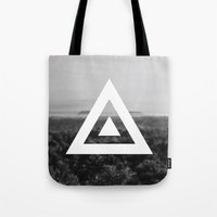neverland Tote Bags featuring Neverland by Canoe Point Designs