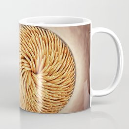 Toothpicks Coffee Mug