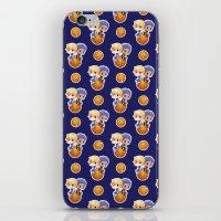 kuroko iPhone & iPod Skins featuring BASKETBALL BOYFRIENDS (BLUE) by Kura