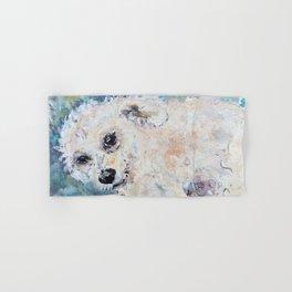 Henry Poodle Hand & Bath Towel
