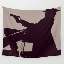 Justified ||| Wall Tapestry