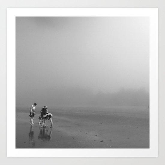 Tofino Beach Combing by letrrun