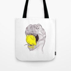 Zest For Life T-Rex Dino Tote Bag