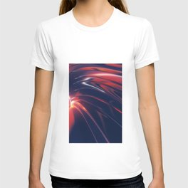 Iridescent Metal T-shirt