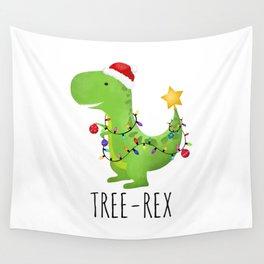 Tree-Rex Wall Tapestry