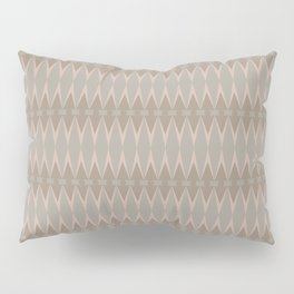 Harlequin in Taupe Pillow Sham