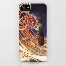 Calcifer iPhone Case