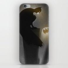 thebatsignal iPhone & iPod Skin