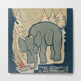 The Microphones - The Glow pt2 Metal Print