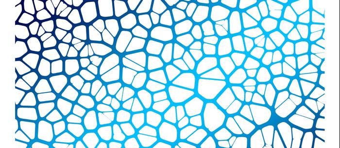 Abstract Neurons Network 2 Coffee Mug