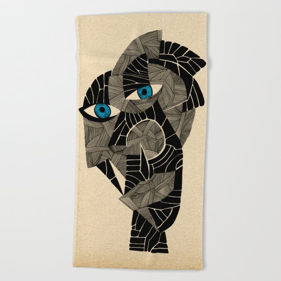 - pastapoleka - Beach Towel