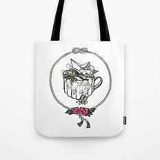 Storm in a teacup Tote Bag