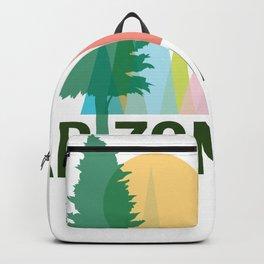 Arizona Trees Backpack
