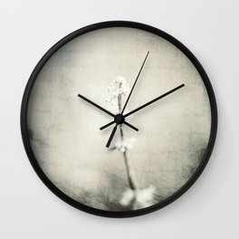 Summers Past Wall Clock