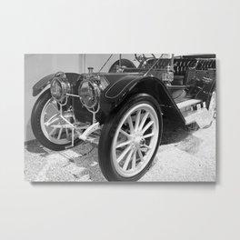 Car Show 2 Metal Print