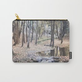 """My secret place"" Carry-All Pouch"