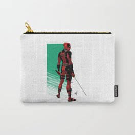 Saint in sandals Carry-All Pouch