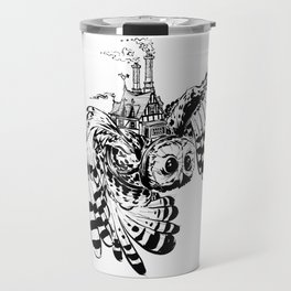 Travel By Owl Travel Mug