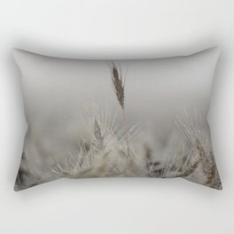 Tall Wheat in the Field Rectangular Pillow