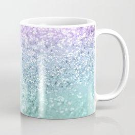 Mermaid Girls Glitter #1 #shiny #decor #art #society6 Coffee Mug
