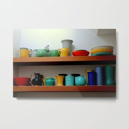 Not MY Stuff For A Change Metal Print