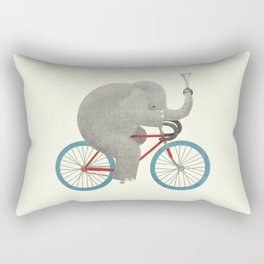 Ride (colour option) Rectangular Pillow