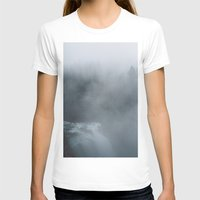 fog T-shirts featuring Fog by Kiersten Marie Photography