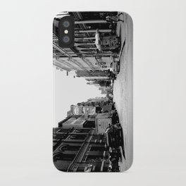 New York crosswalk iPhone Case