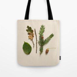 COMPOSIZIONE FOGLIE II Tote Bag