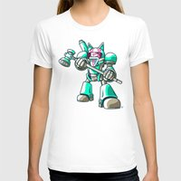 starcraft T-shirts featuring Mech.Cat HAMMER by FoxBoy