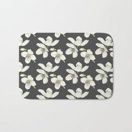 Lewis's Mock-Orange Pattern Bath Mat