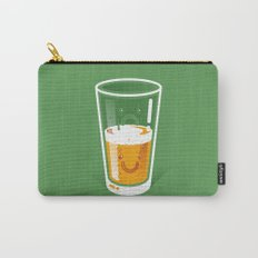 Pessimistic Optimist Carry-All Pouch