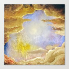 Your heaven Canvas Print