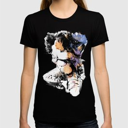 Shibari - Japanese BDSM Art Painting #7 T-shirt