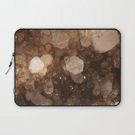 Quartz Crystals Laptop Sleeve