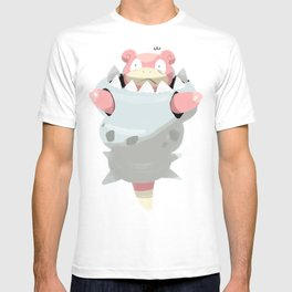 Mega Uncomfortable Slowbro T-shirt