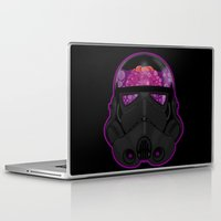 trooper Laptop & iPad Skins featuring Trooper by Betmac