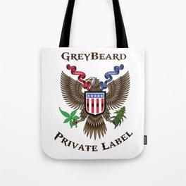 Greybeard Eagle Tote Bag