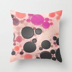:: Pink Kimchi :: Throw Pillow