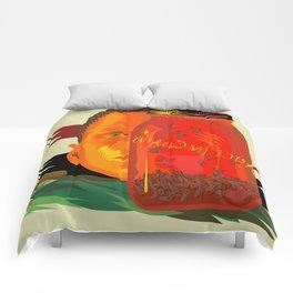 Alice in Chains - Jar of Flies  (Rock Album Cover) Comforters