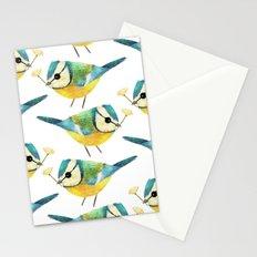 Blue Tit Stationery Cards